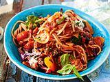 Spaghetti alla mamma Rezept
