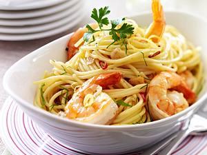 Spaghetti auf Sizilianische Art Rezept