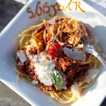 Spaghetti Bolognese vom Kalb Rezept