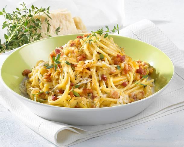 Spaghetti Carbonara Rezept