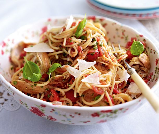 Spaghetti Halligalli Rezept