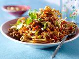 Spaghetti mit Thaibolognese Rezept