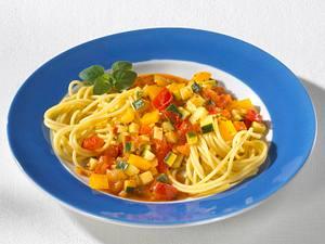 Spaghetti Primavera Rezept