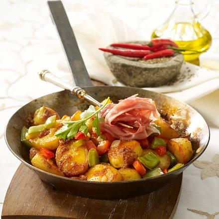 Spanische Kartoffeln Rezept