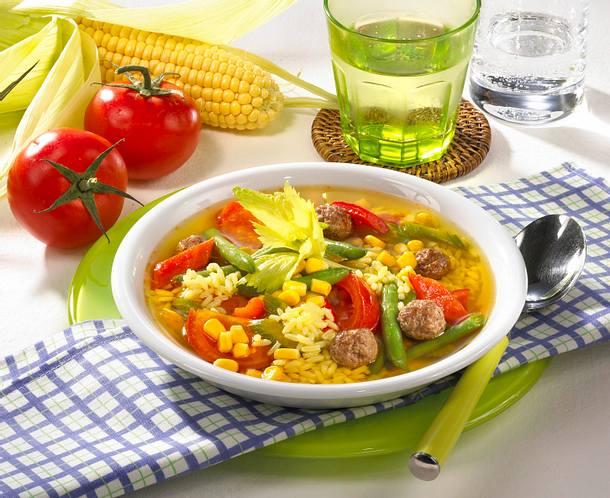 Spanische Maissuppe Rezept