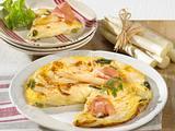Spanische Spargel-Tortilla Rezept