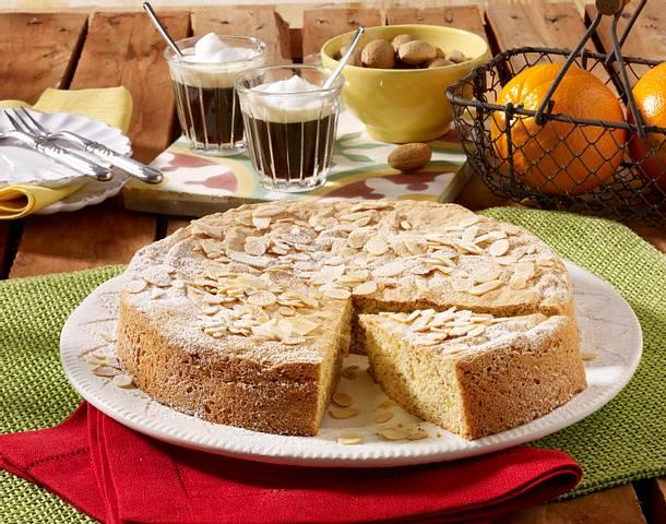 Spanischer Mandelkuchen Rezept