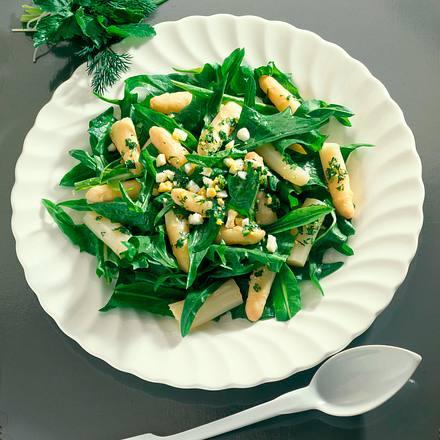 spargel l wenzahn salat rezept chefkoch rezepte auf kochen backen und schnelle. Black Bedroom Furniture Sets. Home Design Ideas