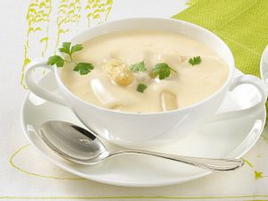 Spargelcremesuppe Rezept