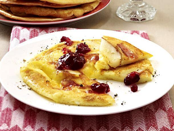 Kartoffel Pfannkuchen Mit Speck — Rezepte Suchen