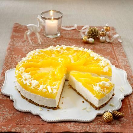 Spekulatius Orangen Torte Rezept Lecker