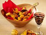 Spicy Nuss-Snack Rezept