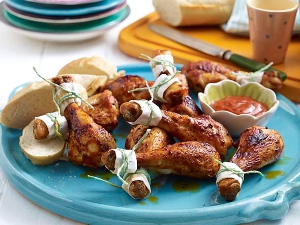 Hähnchenschenkel - leckere Geflügel-Rezepte