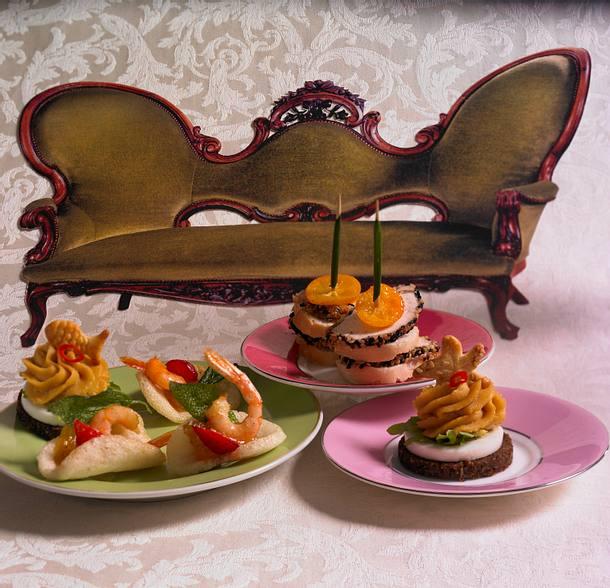 spicy thai canape rezept chefkoch rezepte auf kochen backen und schnelle gerichte. Black Bedroom Furniture Sets. Home Design Ideas