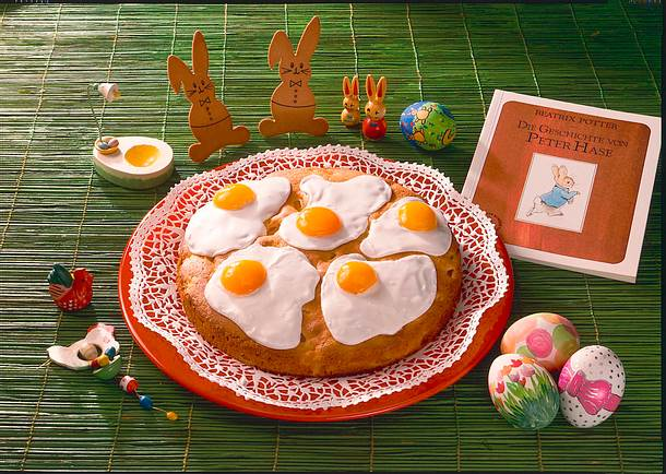 Spiegelei-Kuchen Rezept
