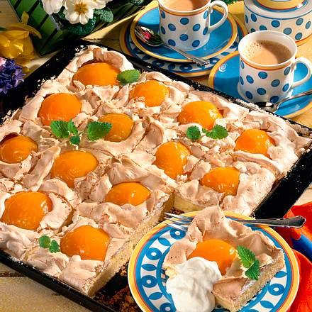 Spiegelei-Zitronenkuchen Rezept
