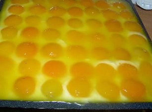 Spiegeleier Kuchen Rezept