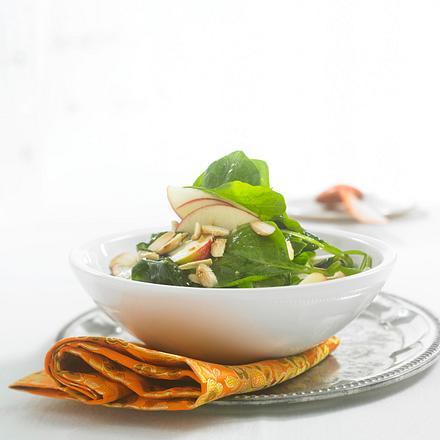 spinat salat mit apfel rezept chefkoch rezepte auf kochen backen und schnelle. Black Bedroom Furniture Sets. Home Design Ideas