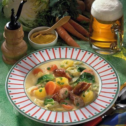 Spitzkohl-Kartoffel-Eintopf Rezept