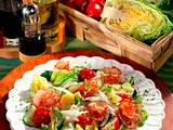 Spitzkohlsalat mit Rotwein-Essig-Schnittlauch-Vinaigrette Rezept