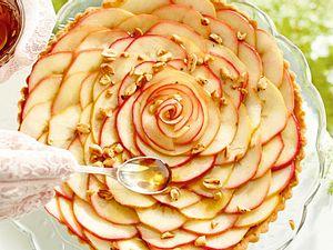 Splendid Apple Pie mit gerösteten Erdnüssen Rezept
