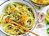 Spontane Spaghetti Aglio e olio Rezept