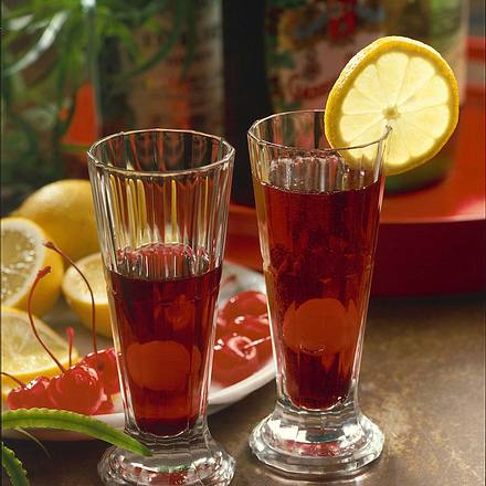 Spritziger Vermouth-Drink Rezept