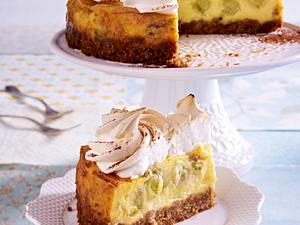Stachelbeer-Baiser-Kuchen Rezept