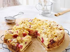 Stachelbeer-Käse-Kuchen Rezept