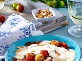 Stachelbeer-Kompott mit Zabaione Rezept