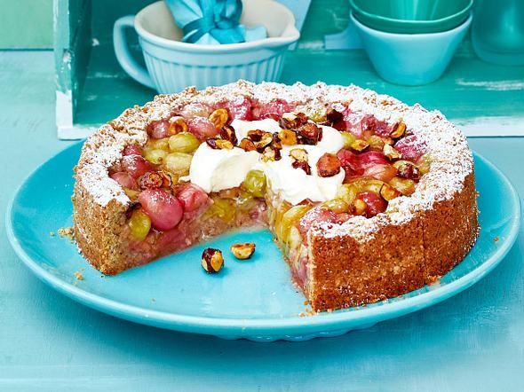 Stachelbeer-Kuchen Rezept