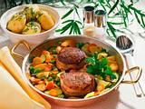 Steak-Gemüsepfanne Rezept