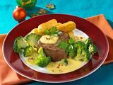 Steak mit Hollandaise und Broccoli Rezept