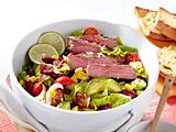 Steak-Salat Texas Style Rezept