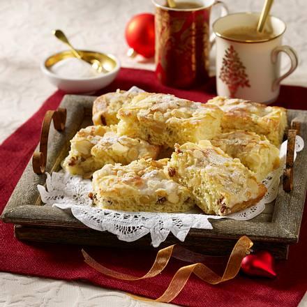 Stollen-Butter-Kuchen Rezept