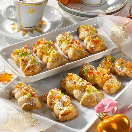 Stollen-Kekse Rezept