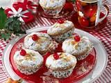 Stollen-Muffins Rezept