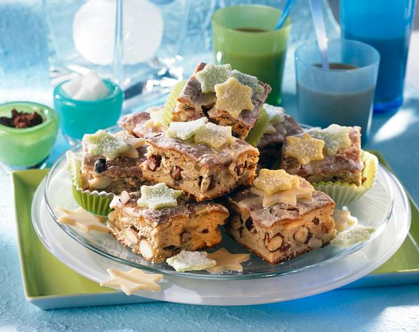 Stollen vom Blech Rezept
