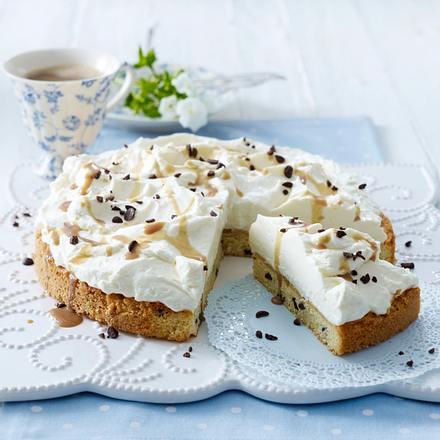 Stracciatella Baileys Kuchen Rezept Lecker