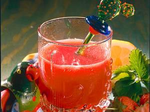 Strawberry Margarita Rezept