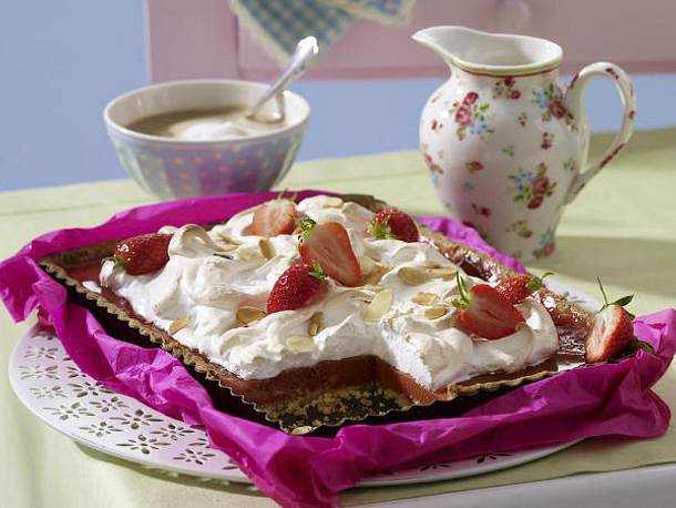 Pie-Rezepte:  köstliche Pasteten in Bestform - strawberry-pie
