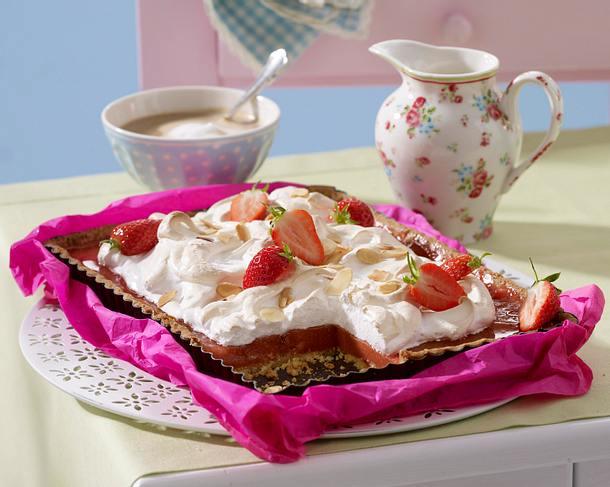 Strawberry-Pie Rezept