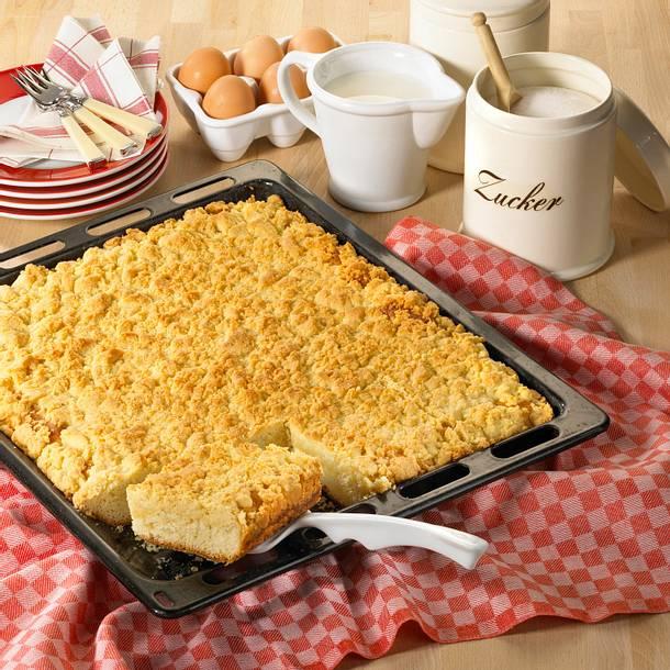 streusel butterkuchen vom blech rezept chefkoch rezepte auf kochen backen und. Black Bedroom Furniture Sets. Home Design Ideas