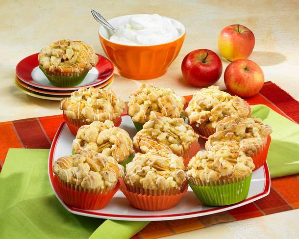 Streusel-Muffins Rezept