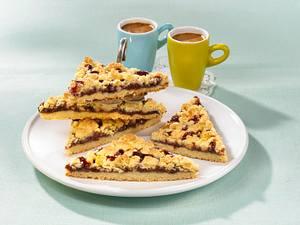 Streusel-Pflaumen-Kuchen Rezept