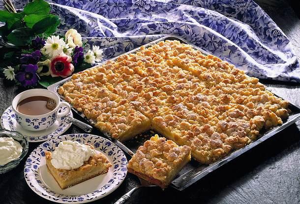Streuselkuchen mit Apfel Rezept