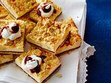 Streuselkuchen mit Pflaumenmus Rezept