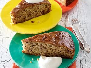 Südafrikanischer Dattel-Nuss-Pudding (Tipsy Tart) Rezept