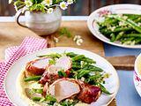 Südtiroler Schweinefilet in Grappa-Rahm Rezept