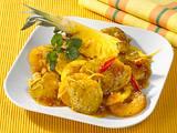 Süß-saures Schweinefilet mit Ananas Rezept